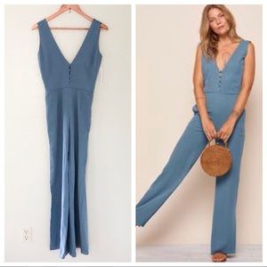 New w/tags Micky and Jenny Charlie jumpsuit XS